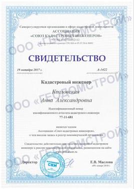 Услуги межевания в Москве