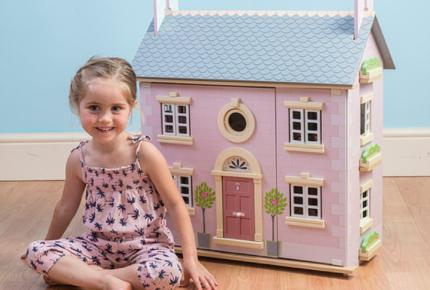Как оформить дом на ребенка
