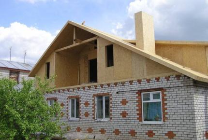 Как оформить надстройку второго этажа в частном доме?