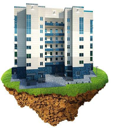 Технический план на многоквартирный дом