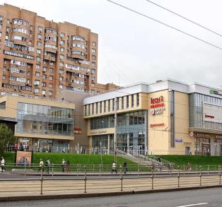 Замеры помещений в ТЦ Красносельский