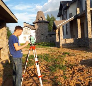 Перераспределение границ земельных участков, постановка на кадастровый учет дома более 700 кв.м.